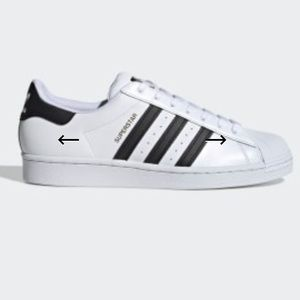 Kids Adidas  Superstars Shoes